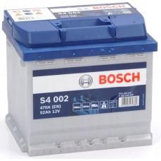 Bosch 52AH S4002 12V ΔΕΞ.