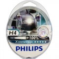 Philips H4 X-treme Vision +100%
