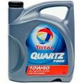 Total Quartz 7000  10W40 4 Λίτρα